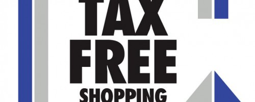 Эмблема Tax Free Shopping